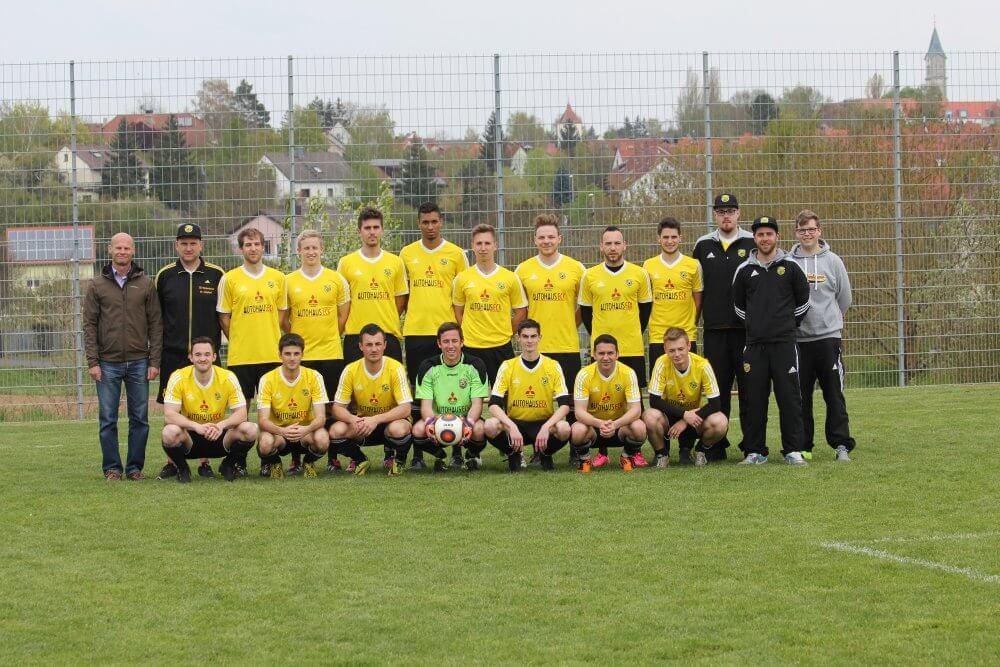 1. Mannschaft (Herren) TSV Rottenbauer