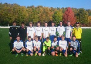 U17 / B-Jugend des TSV Rottenbauer