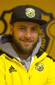 Spielleiter 1. und 2. Mannschaft TSV Rottenbauer Felix Gundermann