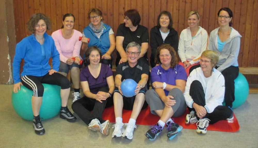 Fitness für Frauen beim TSV Rottenbauer