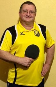 Jürgen Statt - Abteilungsleitung Tischtennis beim TSV Rottenbauer