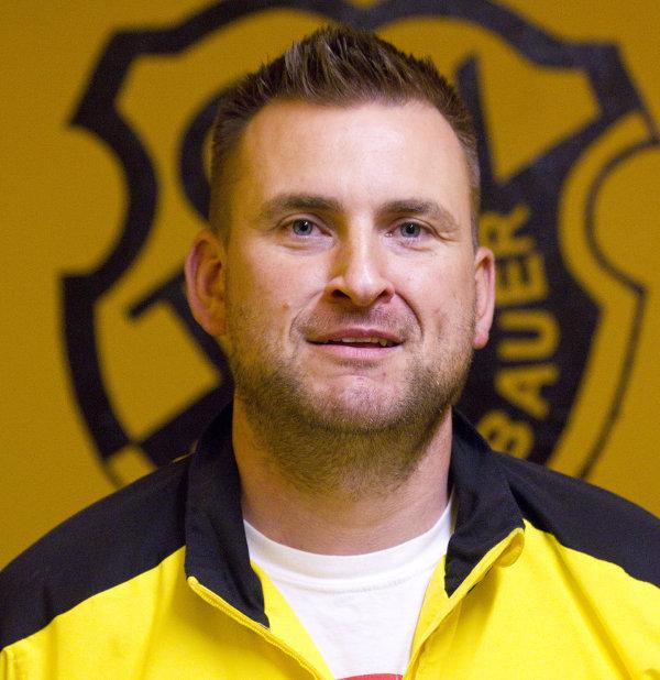 Trainer 1. Mannschaft des TSV Rottenbauer Marco Göpfert