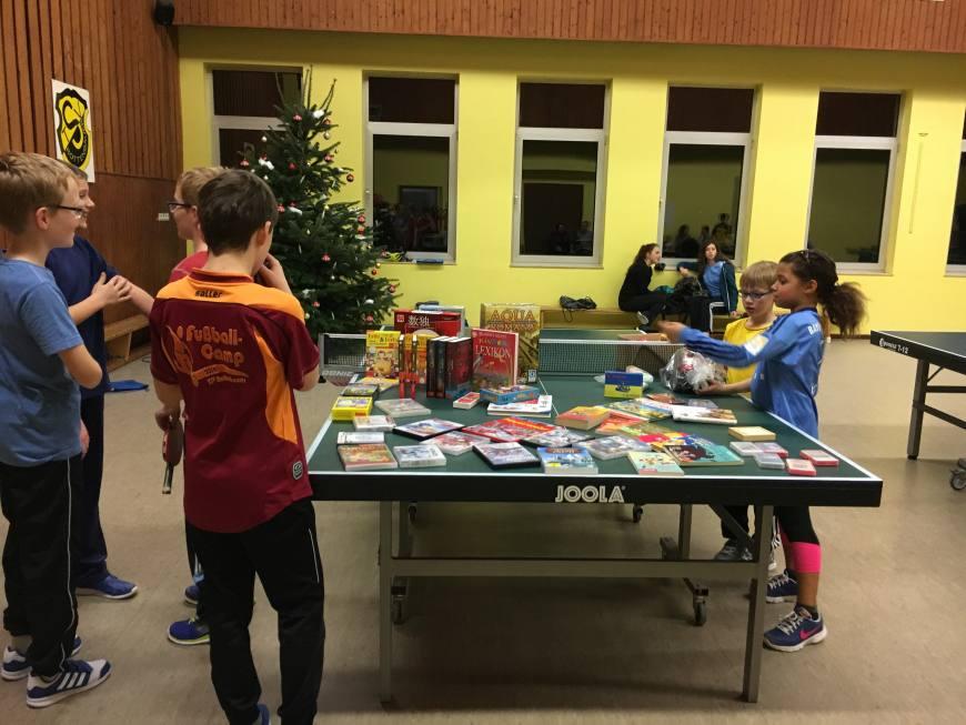 3. mini-Meisterschaften im Tischtennis beim TSV Rottenbauer Bild 4