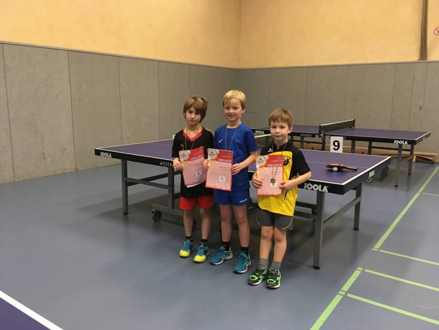 mini-meisterschaften Kreisentscheid Tischtennis am 19.02.2017 Bild 5