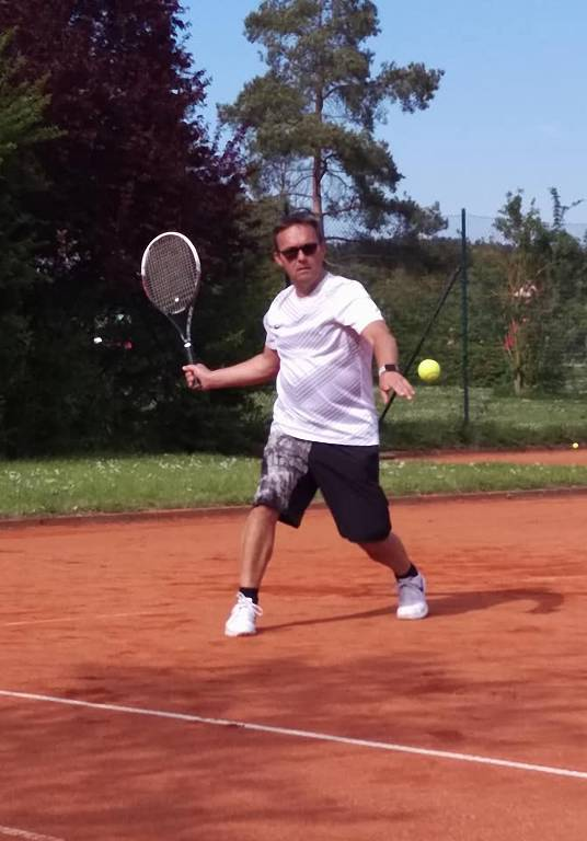 Saisonstart 2017 Tennis Herren 40