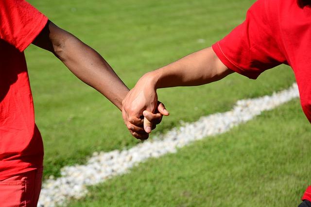 Toleranz im Fußballverein ist teil unserer Philosophie in Rottenbauer