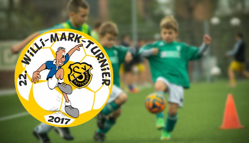 22. Willi-Mark-Turnier des TSV Rottenbauer (2017)