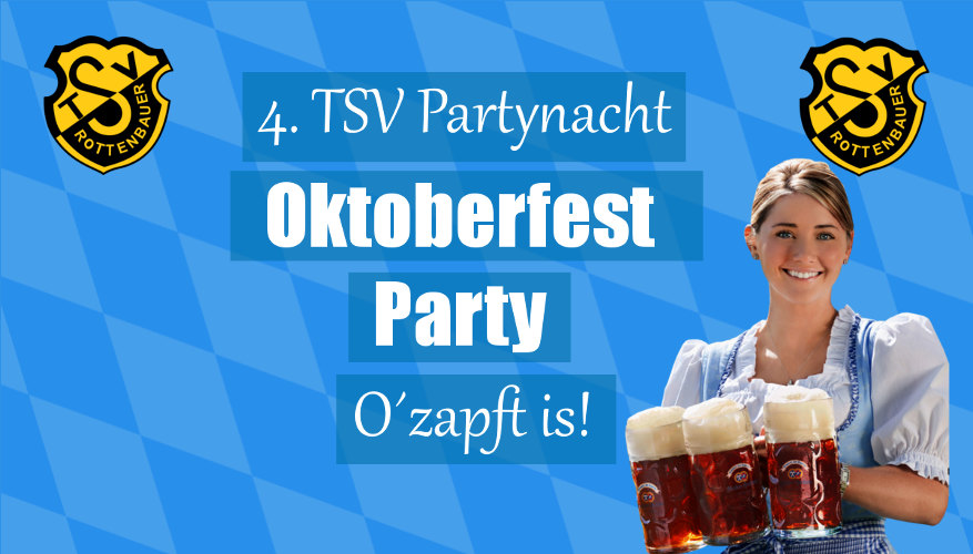 Oktoberfest Party 2017 in Rottenbauer