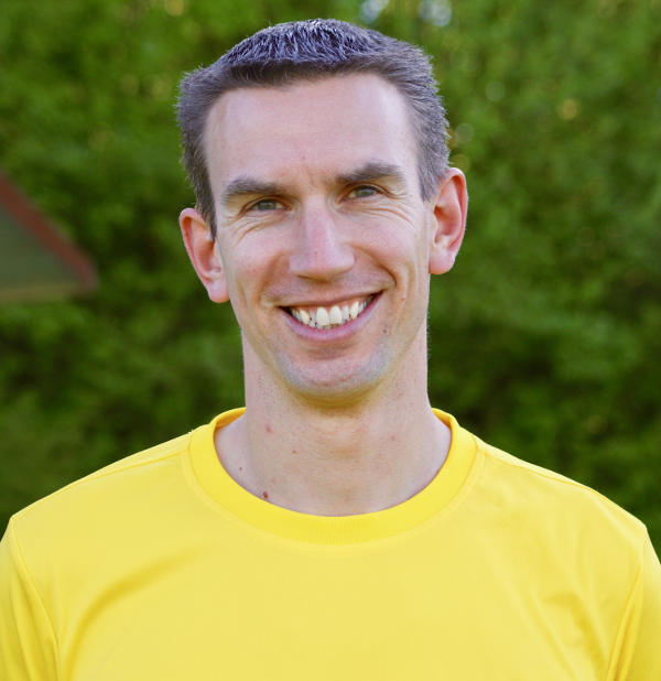 Trainer André Hannes
