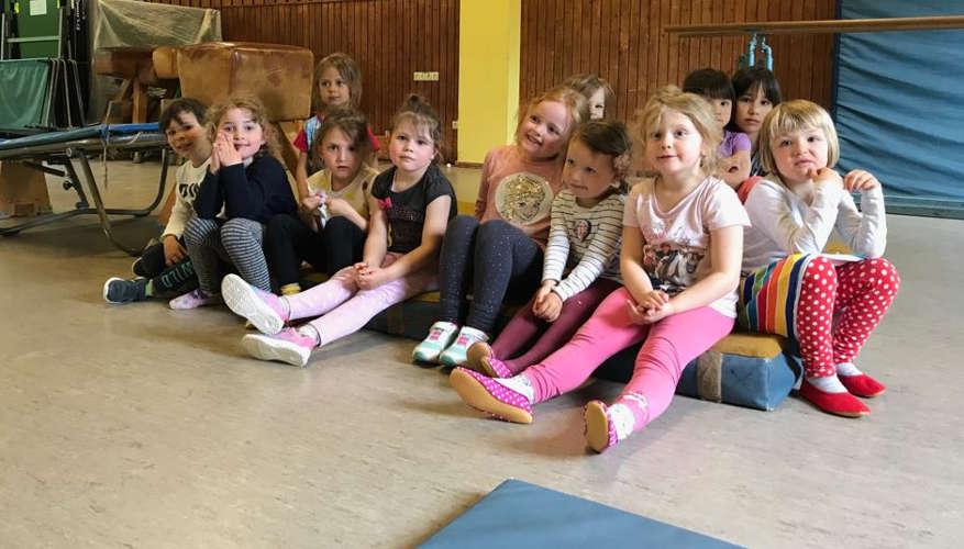 Crowdfunding für den TSV Rottenbauer - Turnmatten für Kinderturnen