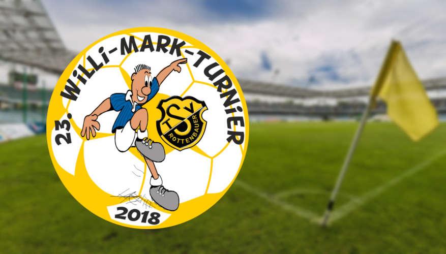 Logo 23. Willi-Mark-Turnier