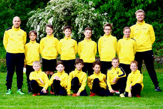 U11 TSV Rottenbauer