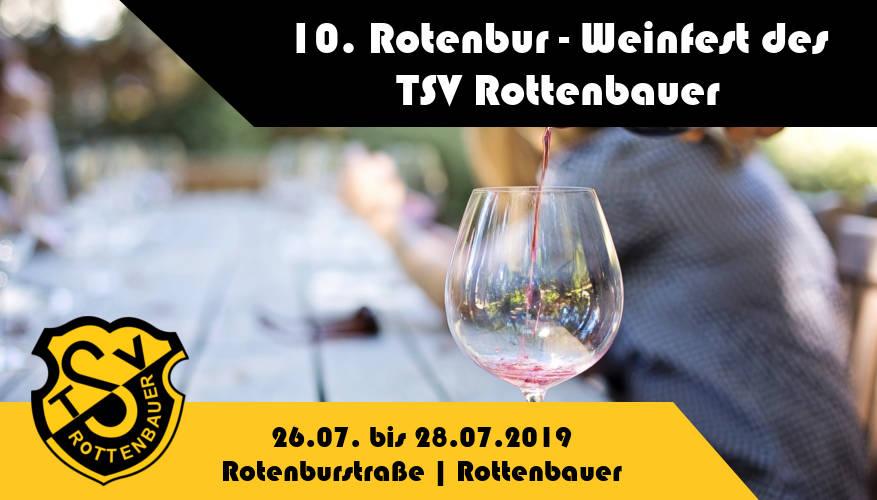 Weinfest Rottenbauer 2019