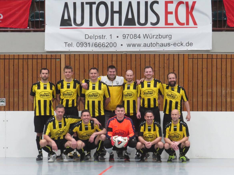 Alte Herren (Oldstars) TSV Rottenbauer Mannschaftsbild