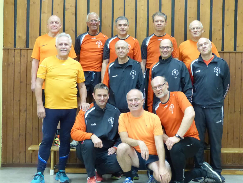 Männersport TSV Rottenbauer Gruppenbild