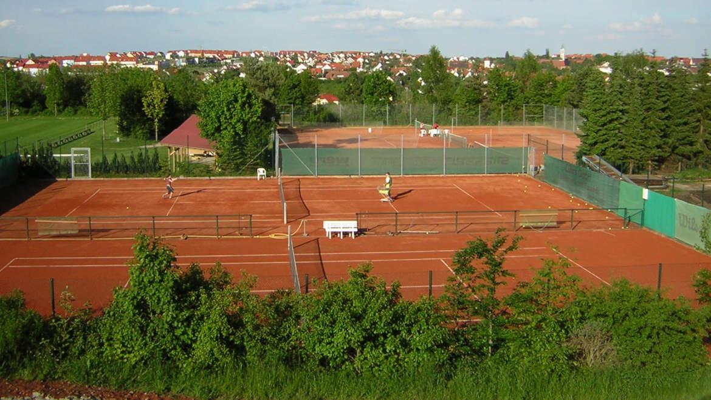 Tennisanlage TSV Rottenbauer Panorama