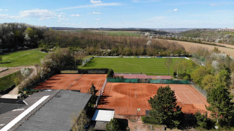 Tennisanlage des Rottenbauer